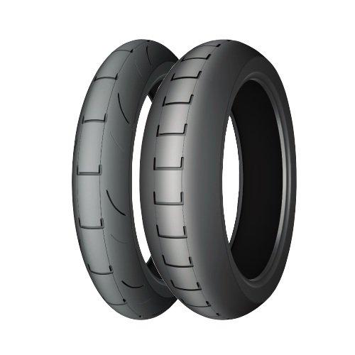 MICHELIN(ミシュラン) バイク用タイヤ POWER SUPERMOTO REAR 160/60R17 TL バージョンB 品番 700920