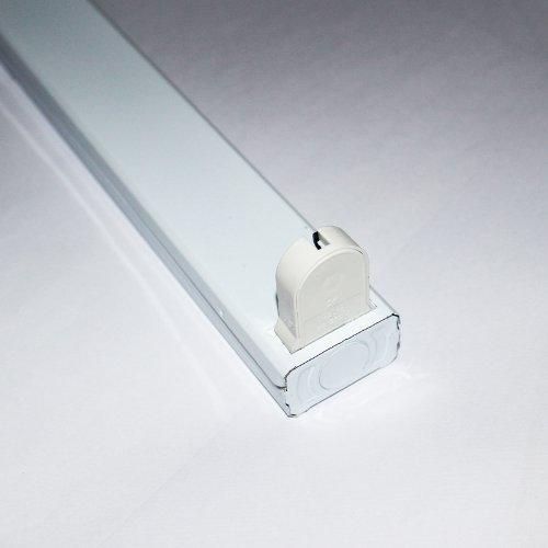 Fassung / Halter für LED Leuchtröhren 90 cm