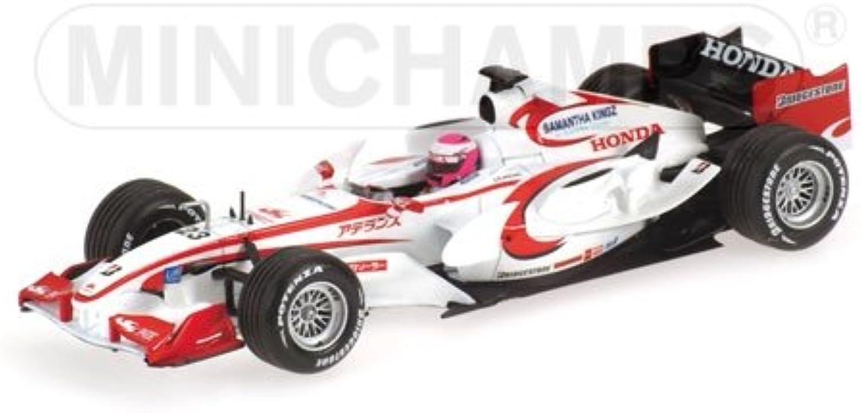 Super AGURI F1 SA05 No.23 F. Montagny Formel 1 2006