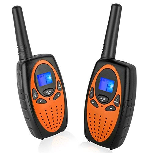 Two Way Radios for Adults, Topsung M880 FRS Walkie Talkie Long Range with VOX Belt Clip/Hands Free...