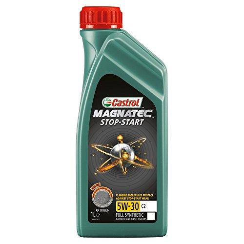 Castrol 15BF77 MAGNATEC C2 5W-30 C2 STOP-START Engine Oil 1L