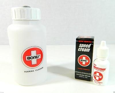 Bones Swiss Skate Speed Cream + Cleaning Unit Kit