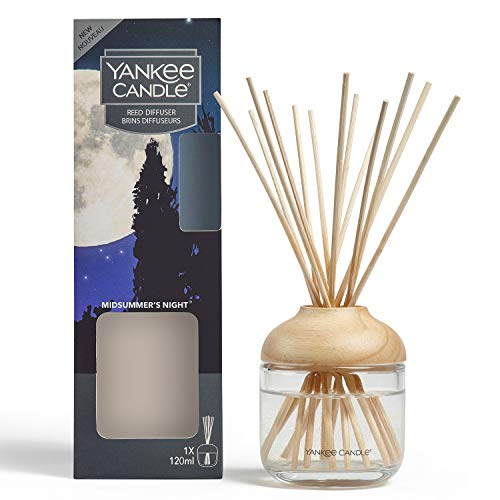 Yankee Candle Reed Diffuser | Midsummer's Night | 120 ml | Up to 10 Weeks...