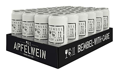 BEMBEL-WITH-CARE Apfelwein-Cola (24 x 500 ml)