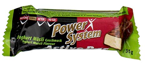 Power System - Kohlenhydrat-Riegel Joghurt - 35g