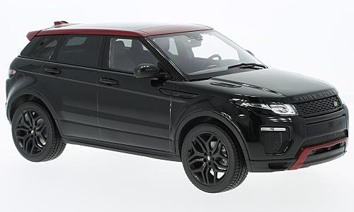 Land Rover Range Rover Evoque HSE Dynamic Lux, nero, 0, Modellauto, Kyosho 1:18