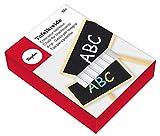 Rayher 8910602 Tafelkreide, Karton 12 Stück, weiß, 8 cm, 9,5 mm ø, leicht abwischbar, staubarm, Kreide -