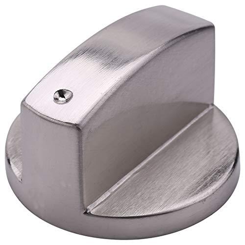 Fltaheroo Perillas de Estufa de Gas Interruptor de Control de La Cocina Perillas de Horno de Rango Perilla Del Quemador de La Estufa Interruptor Accesorios (8 Piezas 6Mm Núcleo Del Eje)