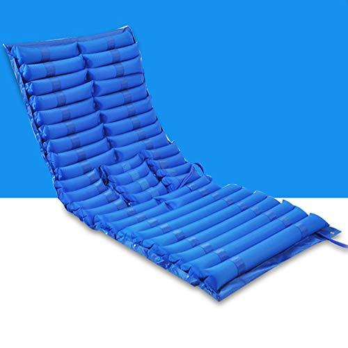 Nicekko Anti-Decubitus-matras met wisselende druk en massage van pvc-materiaal ter bescherming van het milieu voor ultrare ter verlichting van huishouding.