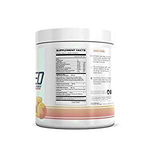 EHP Labs OxyShred  Non Stim  Thermogenic Fat Burner Boost Metabolism, Destroy Stubborn Fat Cells (60 Servings) (Peach)