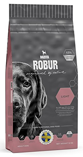 Bozita Hundefutter Robur Light 19/8, 1er Pack (1 x 12 kg)