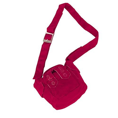 Ramona Lippert® Trachtentasche, rot - Damen Dirndl-Tasche