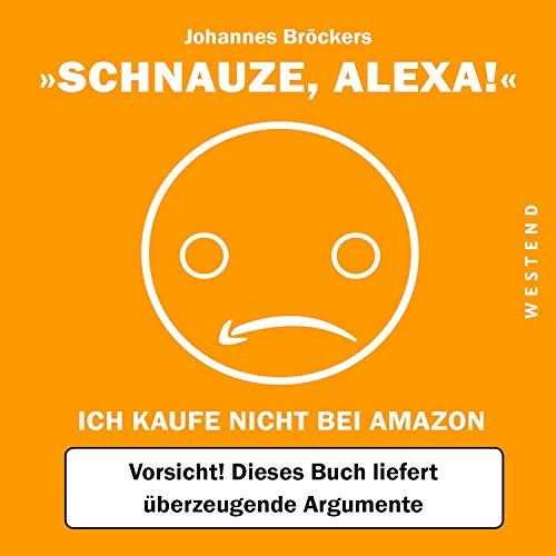 Page de couverture de Schnauze, Alexa!