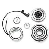 Nissan Maxima A/C Compressor Clutches & Components - Sandyshop01 AC Compressor TBVECHI AC A/C Compressor Clutch Repair Kit Electromagnetic AC Compressor Clutch Assembly Kit for 2002-2008 Mini Cooper S All Engines