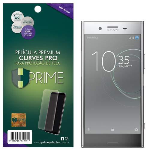 Pelicula HPrime Curves Pro para Sony Xperia XZ Premium, Hprime, Película Protetora de Tela para Celular, Transparente