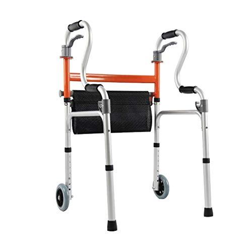 Z-SEAT Rollators Walker für Senioren Aluminiumlegierung Walker Adult Walker Ständer Walker Drive Walker Faltbar