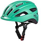 TurboSke Toddler Bike Helmet, CPSC-Compliant Multi-Sport Adjustable Helmet for Kids Boys and Girls Age 3-5 (S, Mint Blue)