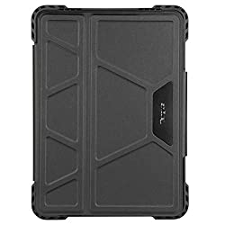 Subjected to military grade drop testing up to 4ft Pro-Tek geometric design provides practical protection and adaptable aesthetics. Patented custom moulded case with reinforced corners for protection against bumps. Magnetic flap closure for secure tr...