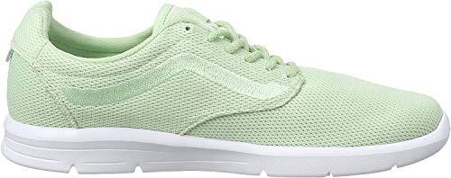 Vans Iso 1.5 Plus, Unisex-Erwachsene Sneakers, Grün (mesh/Pastel Green), 37 EU