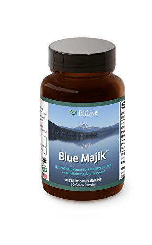 E3Live Blue Majik Powder, 50 Gram