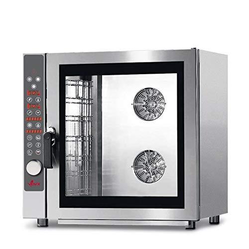 Digital Backofen für Bäckerei – 5 bis 10 Ebenen 600 x 400 – GN 1/1 – Venix – 7 Platten 600 x 400