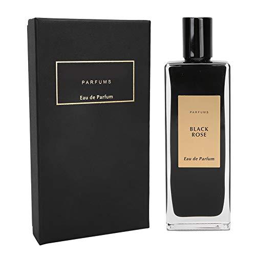 50ml Fragranze e Profumi per Donne, Eau de Toilette Women Spray Eau de Parfum Femme Durable, Rose Floral Perfume, per il suo regalo di profumo Pomantic