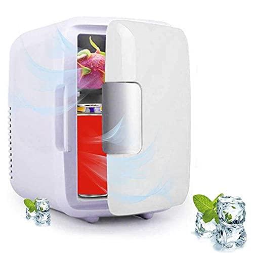 YUQIYU DC 12V 4L Refrigeradores para automóviles Mini frigorífico portátil Ultras silencioso...