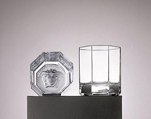 Rosenthal - Medusa Lumiere - Whiskybecher - Glas - 0,17 l - 2 er Set