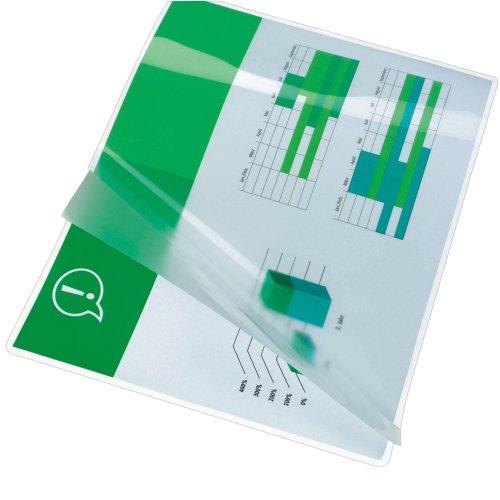 GBC ER04075 Pochette de plastification Transparent Lot de 100