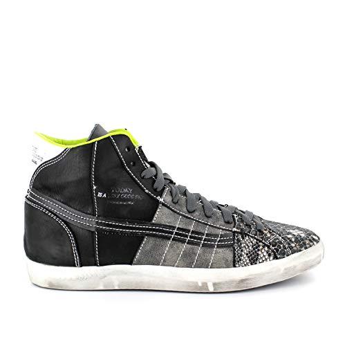 Prima Base Primabase Sneaker Größe 44 EU Schwarz (019 Schwarz Komb.)