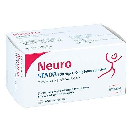 Neuro Stada Filmtabletten 100 stk