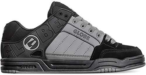 Globe Men's Skate Shoe, Black/Charcoal Split, 11