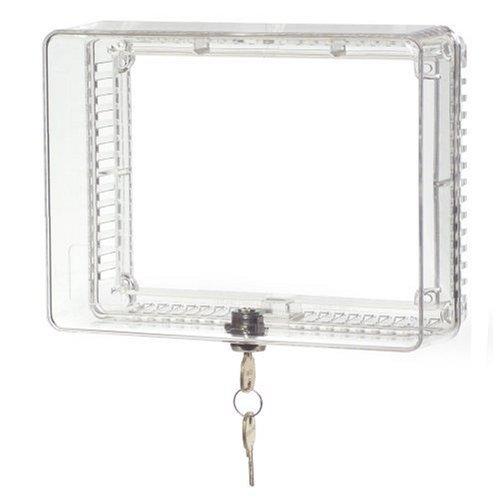 Honeywell Home Honeywell CG511A1000 Medium Inner Shelf to Prevent Tampering Thermostat Guard, White (Renewed)