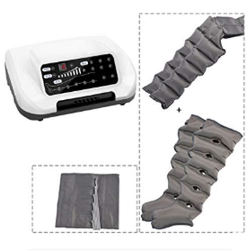 DYXT Masajeador de compresión de Aire, para piernas, Brazos, Alivia el Dolor Muscular, la Fatiga y el Dolor, relaja la circulación sanguínea
