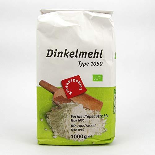 Green Organics Dinkelmehl Type 1050 bio 1 kg
