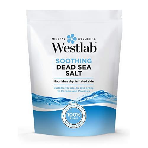Westlab 5Kg Sal Del Mar Muerto (Paquete de 2)