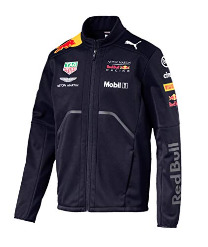 Red Bull Racing F1 Softshelljacke 2018 XL