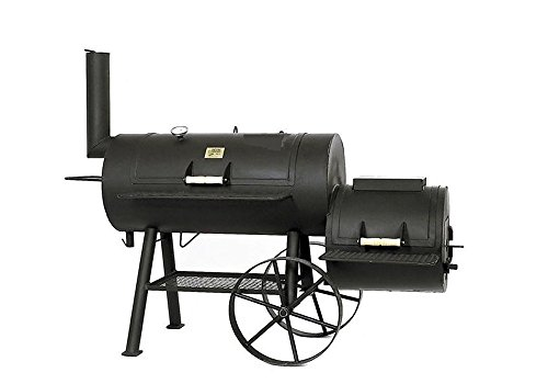 "41U2gONgbUL - Joe's Barbeque Smoker 20"" Texas Classic Lokomotive"