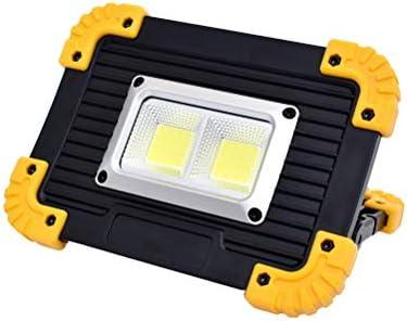 OSALADI 20 W COB Helder Licht Werkende Licht Oplaadbare Werk Lamp Floodlight Draagbare Searchlight Noodverlichting