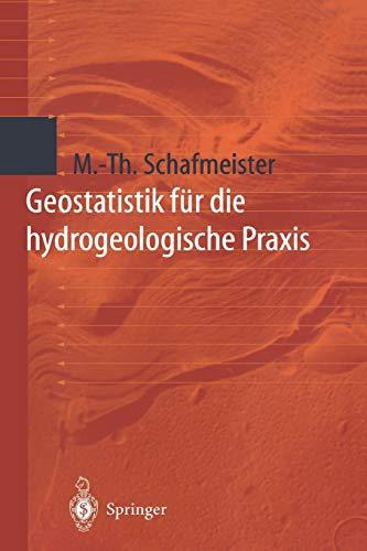 Geostatistik für die hydrogeologische Praxis (German Edition)
