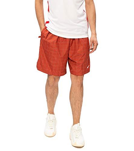 Nike Lab Flash Shorts – Pantalones de deporte cómodos para hombre, pantalones cortos de fitness, pantalones oscuros para correr, color naranja naranja M