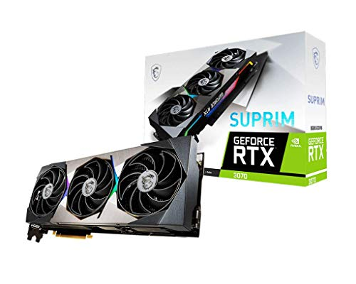 MSI RTX 3070 SUPPRIM 8G