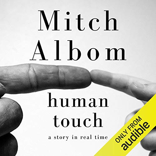 Human Touch audiobook cover art