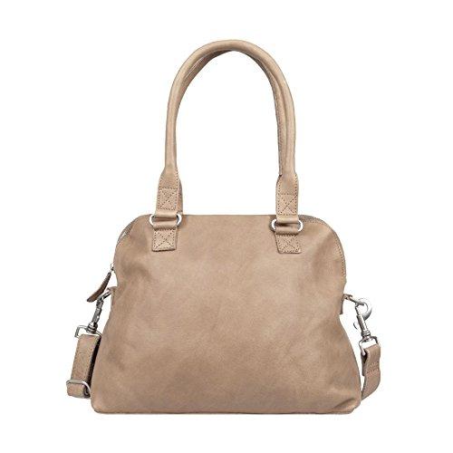 Cowboysbag Bag Carfin Schultertasche Leder 36 cm