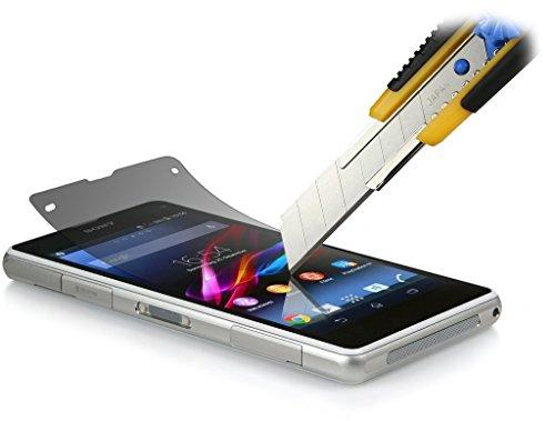Accessory Master 5055907857535 Unidades 3 Protectores de Pantalla de Cristal Templado para Sony Xperia Z1-Clear