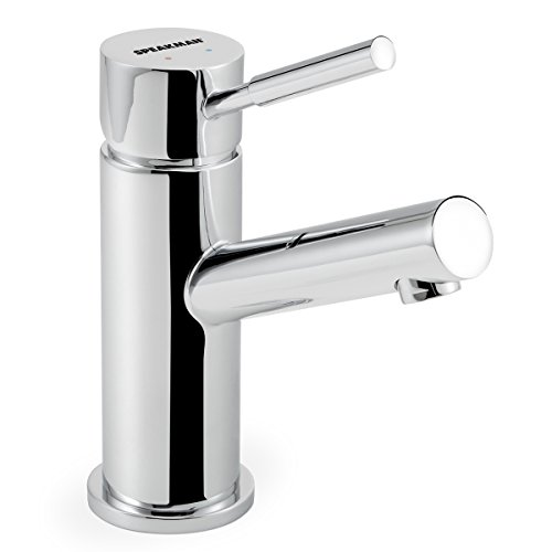 Speakman SB-1003-E, Chrome Neo Collection Single Lever Faucet, Polished