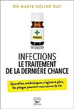 Infections - Le traitement de la dernière chance de Marie-celine Ray
