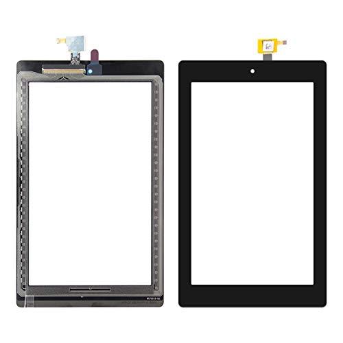 HUOGUOYIN Kit de reemplazo de Pantalla Ajuste para Amazon Kindle Fire 7 2019 9th Gen Alexa M8S26G Panel de Pantalla táctil Sensor de Vidrio Kit de reparación de Pantalla de Repuesto