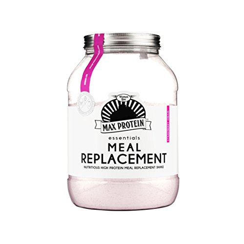 Max Protein Essentials Meal Replacement Strawberry Cream - 1000 g