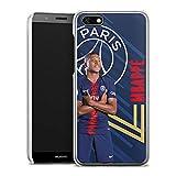 DeinDesign Coque Compatible avec Huawei Y5 2018 Étui Housse Paris Saint-Germain Produit sous...